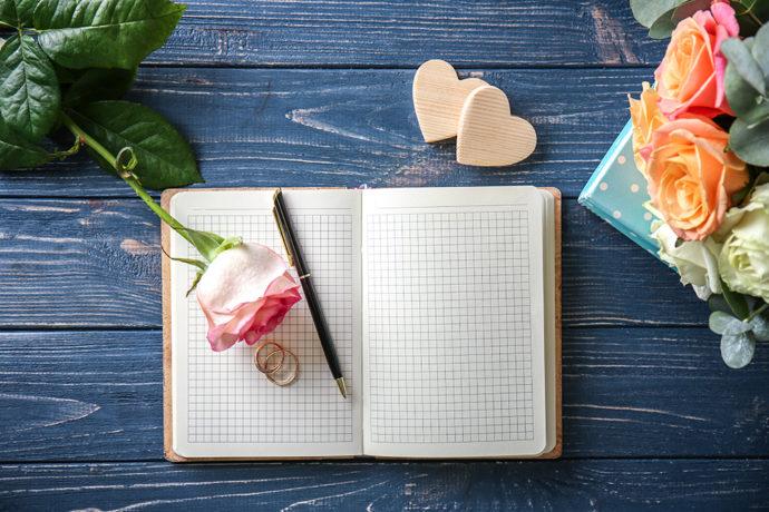 結婚式の挨拶を依頼する人のリスト