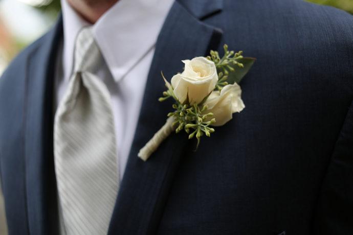 結婚式で挨拶をする主賓