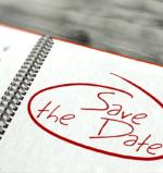 「セーブザデート(SAVE THE DATE)」でゲストの予定をキープしよう♡