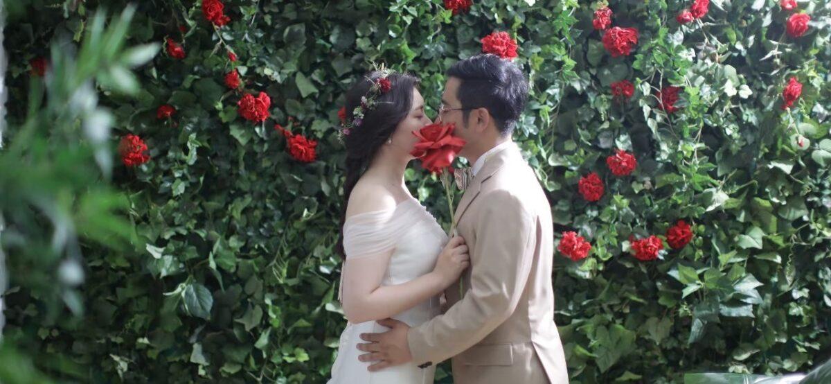 日本と韓国の国際結婚。「つながり」を大切にしたあたたかな結婚式