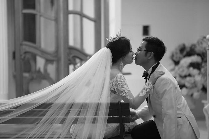韓国の方との国際結婚。おしゃれな結婚式の前撮り写真